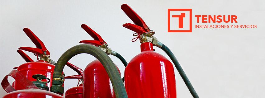Sistemas contra incendios en Los Abrigos