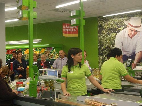 Supermercado en La Tejita