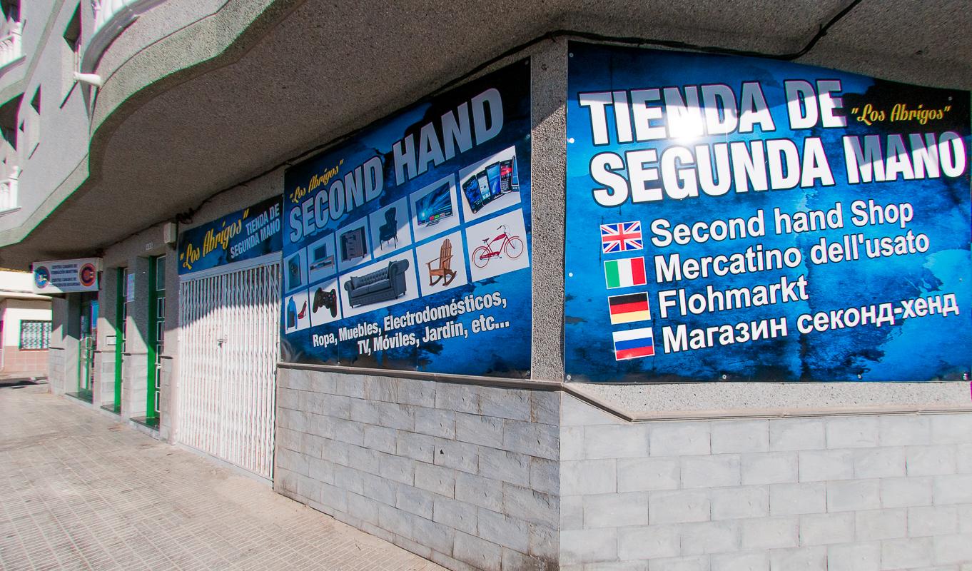 Tienda de segunda mano los abrigos las chafiras el m dano tenerife sur ofertas barato tel - Tv segunda mano tenerife ...